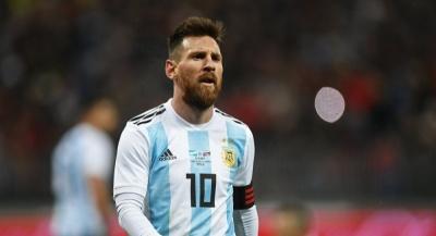 Мессі назвав п'ять команд, які складуть конкуренцію Аргентині на ЧС-2018