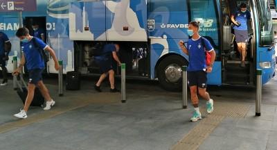 «Динамо» отправилось на поединок с «Минаем»: Каргбо впервые в заявке на официальный матч
