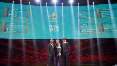 Жеребьевка Евро-2020: раскладец, батенька