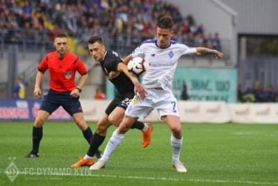 «Зоря» 1:1 «Динамо». Чому кияни продовжують втрачати очки в чемпіонаті України