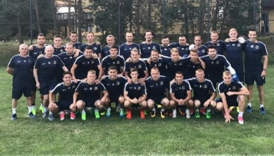 Сергій Кравченко: «Перед «Дніпро-1» стоїть завдання — вихід в Першу лігу»