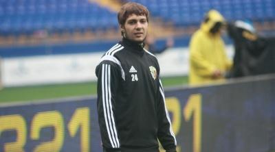 Український футболіст продовжить кар'єру в чемпіонаті Молдови