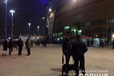 Поліція відкрила кримінальне провадження через ситуацію на матчі «Шахтар» - «Динамо»