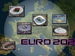 Кандидаты на проведение Евро-2020 будут утверждены исполкомом УЕФА 19-20 сентября