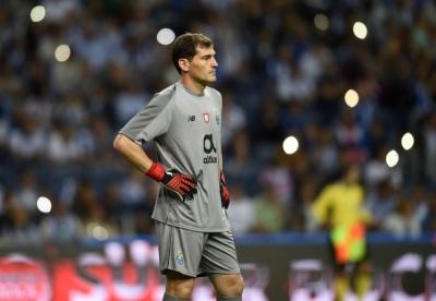 Касильяс начал подготовку к сезону вместе с «Порту», несмотря на перенесенный инфаркт