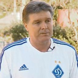Тренер воротарів
