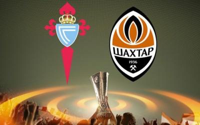 Букмекери оцінили шанси в матчі «Сельта» - «Шахтар»