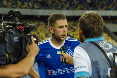 Вболівальники визнали Артема Кравця найкращим гравцем «Динамо» у жовтні