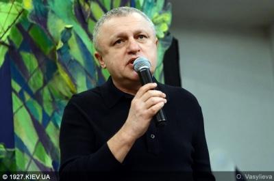 Ігор Суркіс роз'яснив свою позицію щодо інциденту під час матчу киян і «гірників»