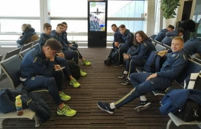 Збірні України U-17 та U-19 з динамівцями у складі вилетіли до Португалії та Швеції для участі у кваліфікаційних турнірах Євро-2020