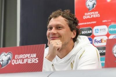 Андрій Пятов - про минулий програш Литві: «Будемо виправляти»