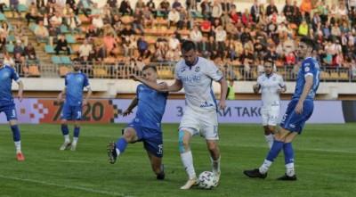 «Динамо» Брест здолало мінських одноклубників в дербі