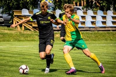 «Полісся» може замінити «Арсенал-Київ» у Першій лізі