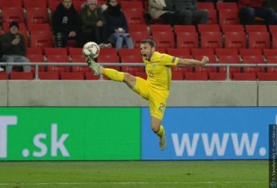 Караваєв: «Гра з сербами була офіційною, але...»