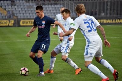 В'ячеслав Чурко: «Динамо» не було сильнішим за нас, програли не по справі»