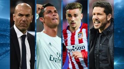 Історія і факти: «Реал» - «Атлетіко»