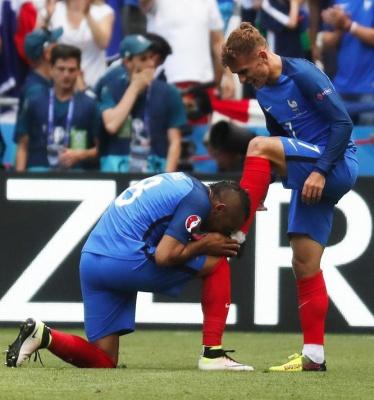 ЄВРО-2016. Вольова перемога збірної Франції — 2:1