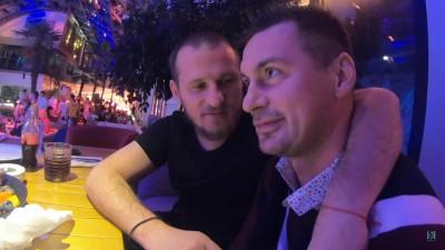 Мілевський і Алієв «рвуть» нічний Київ