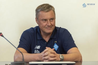Хацкевич розповів, як гравці «Динамо» проводять дозвілля: «Скло билося, стіни тремтіли...»