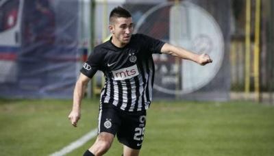 Півзахисник «Партизана»: «З усіма командами групи ми зможемо конкурувати»