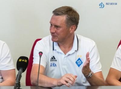 Олександр Хацкевич: «Мбокані дуже сильно виділяється на фоні інших нападників, тому ми сильно на нього розраховуємо»
