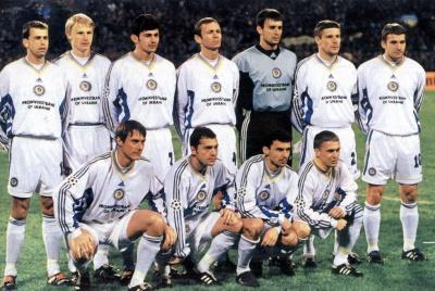 Яким було «Динамо», коли востаннє виходило в плей-офф ЛЧ