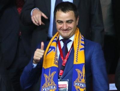 Андрій Павелко хоче посаду Григорія Суркіса в УЄФА