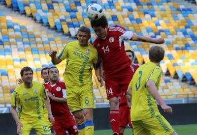 Ребров, Каладзе та інші зірки футболу сьогодні зіграють у матчі легенд збірних України та Грузії