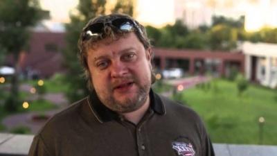 Олексій Андронов: «Не думаю, що Хачеріді сказав би подібне Лобановському або Блохіну»