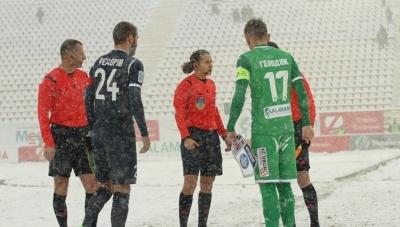 Вирішилася доля незавершеного матчу «Карпати» - «Олімпік»