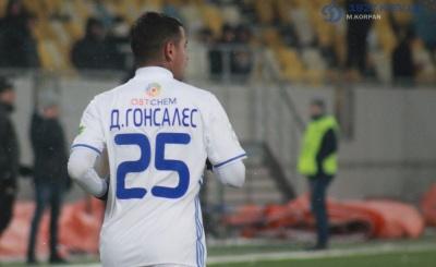 До відходу Дерліса Гонсалеса. Що награв парагваєць в «Динамо»