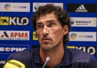 Михайленко: «Динамо» перевершує нас в класі, проте є елемент удачі»