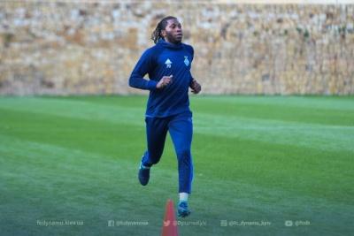 Мбокані нарешті приєднався до «Динамо»