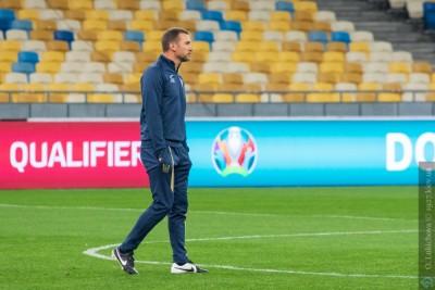 Подготовка сборной Украины к ЧМ и ЧЕ: как это было
