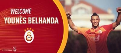 Юнес Беланда підписав контракт з «Галатасараєм» на 4 роки
