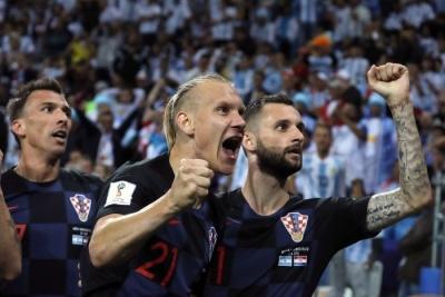 Вболівальники освистали Віду у матчі Хорватія - Англія