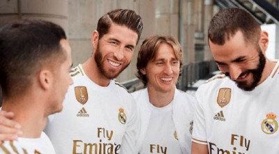 «Реал» презентував одразу два комплекти нової форми
