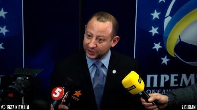 Володимир Генінсон: «У нас немає ніякої можливості проводити чемпіонат з 16-ма командами»