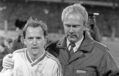 Бєланов: «Для мене Лобановський був не просто тренер. Він багато чому навчив нас в житті»