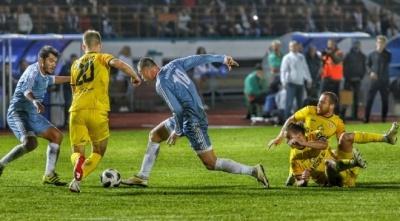 Мілевський відзначився чудовим асистом і веде «Динамо» до чемпіонства