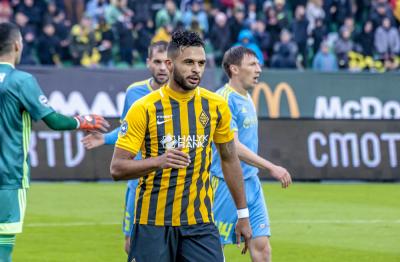 Адерінсола Есеола: «Мрію отримати виклик в збірну України і зіграти на ЧС»