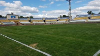 Як зараз виглядає луганський стадіон «Авангард»?