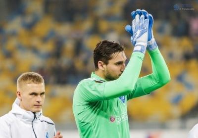 Бущан зіграв за дубль «Динамо» вперше після травми