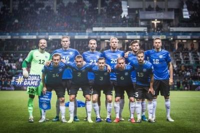 Тот самый Васильев и множество ветеранов. Международный опыт игроков сборной Эстонии