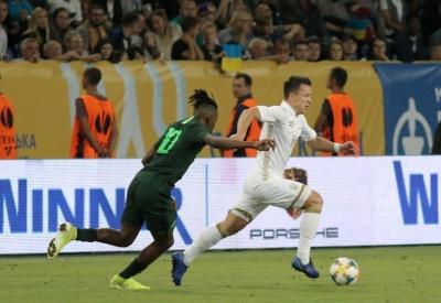 «Неначе дебютував у 19 років», – Коноплянка поділився емоціями від виступу за збірну України на «Дніпро-Арені»