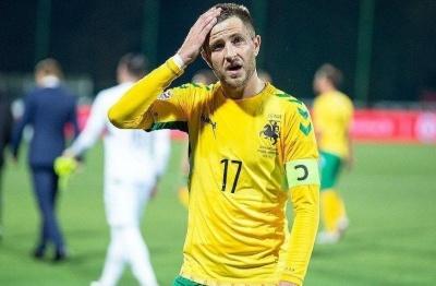 Полузащитник сборной Литвы: «Что-то не так с моей головой»