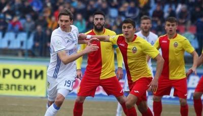 Павло Полегенько: «Приємно грати проти «Динамо», але ще приємніше грати за «Динамо»