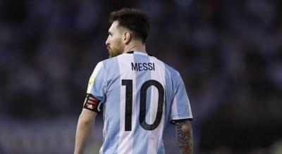Мессі не виграв жодного з 8 великих турнірів зі збірною Аргентини