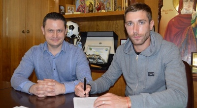 Коломоєць продовжив контракт із «Ворсклою»