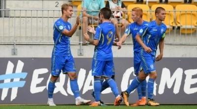 Супряга, Цітаішвілі, Мудрик та ще 17 гравців викликані у збірну України U-19
